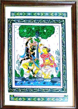 Lord Radhakrishna(without frame)