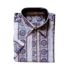 Traditional cotton shirting cloth