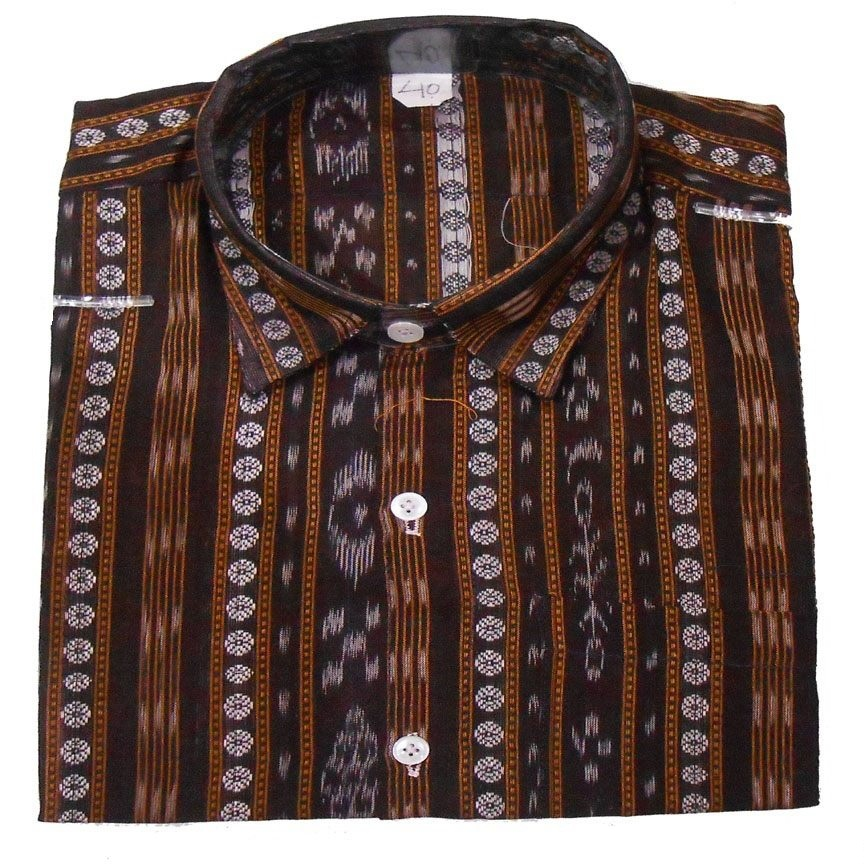 Sambalpuri Cotton Shirt